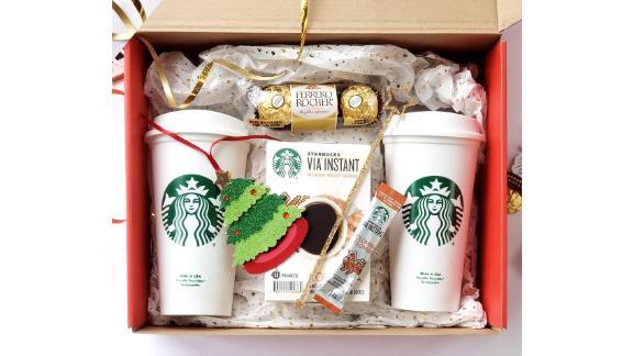 Zoom Life Starbucks Gift Set