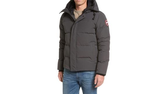 Canada Goose MacMillan Slim-Fit Hooded Parka