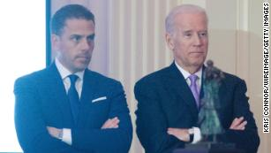 Federal criminal investigation into Hunter Biden focuses on his business dealings in China
