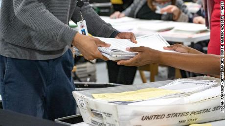 Nearly one in three election officials feel insecure about their job, new poll finds