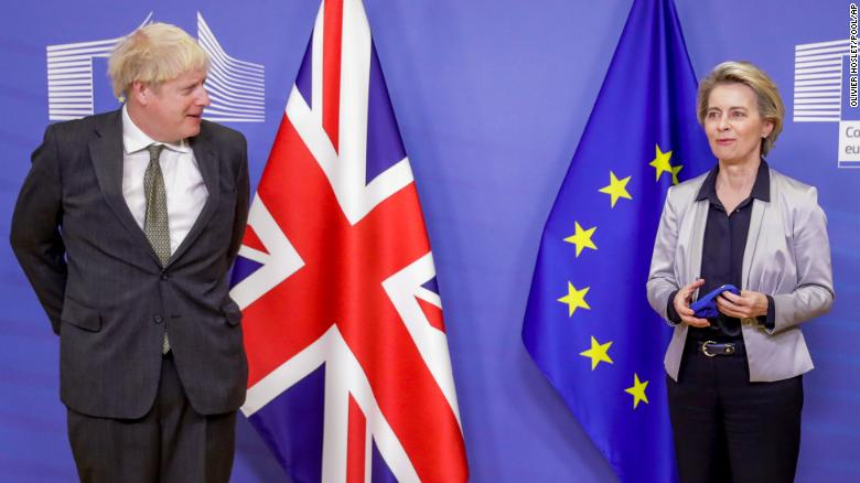 UK and EU extend Brexit talks to Sunday