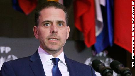 Hunter Biden dodges questions on laptop seized by FBI