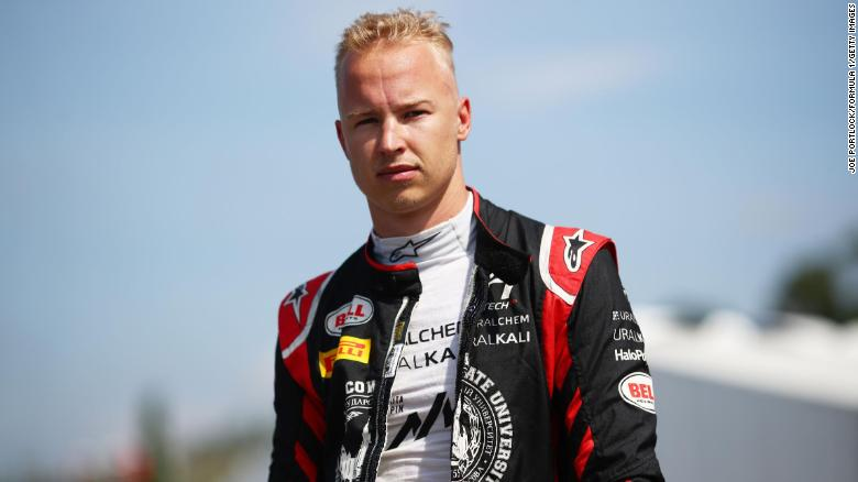 F1 driver Nikita Mazepin apologizes for 'inappropriate behavior' after video on social media surfaces