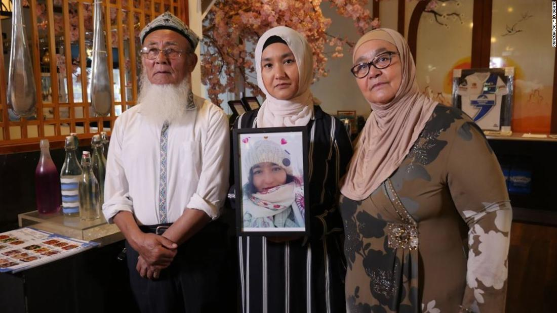 She tweeted from Sweden about the plight of her Uyghur cousin. In Xinjiang, the authorities were watching