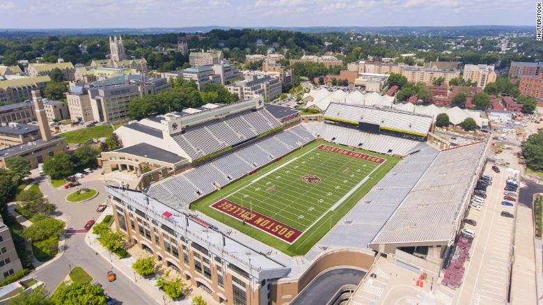 Boston College football team opts out of Bowl Game opportunity following pandemic-impacted season