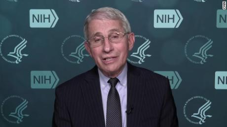 Dr. Fauci explains importance of vaccine approval process