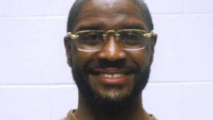 """This undated image from Brandon Bernards Defense Team shows death row inmate Brandon Bernard. - Bernard, 40, is currently housed at the US Penitentiary in Terre Haute, Indiana, is scheduled to die by lethal injection on Thursday as the administration of President Donald Trump carries out a series of federal executions in its waning days in power, ignoring calls for clemency and Covid-19 outbreaks behind bars. (Photo by - / Brandon Bernards Defense Team / AFP) / RESTRICTED TO EDITORIAL USE - MANDATORY CREDIT """"AFP PHOTO / Brandon Bernards Defense Team"""" - NO MARKETING - NO ADVERTISING CAMPAIGNS - DISTRIBUTED AS A SERVICE TO CLIENTS (Photo by -/Brandon Bernards Defense Team/AFP via Getty Images)"""