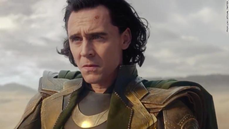 This sneak peek at Disney+ series 'Loki' is rather glorious