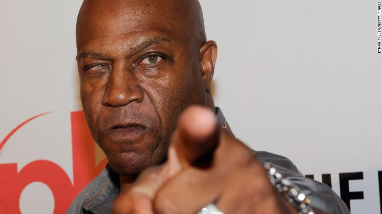 Actor Thomas 'Tiny' Lister Jr. dies at 62 after apparently experiencing Covid-19 symptoms