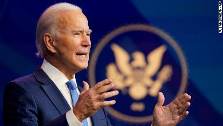 The emergency alert Biden should send on Inauguration Day