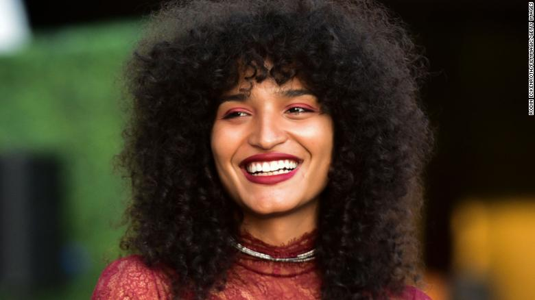 'Pose' star Indya Moore just launched 'TransSanta' to send gifts to transgender youth