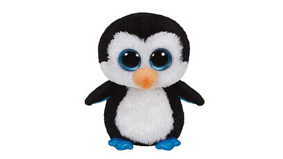 Ty Beanie Boos Waddles Penguin