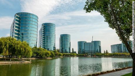 Oracle is moving its headquarters to Austin