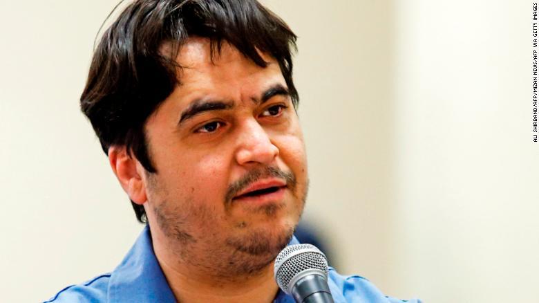 Iran executes dissident journalist Rouhollah Zam