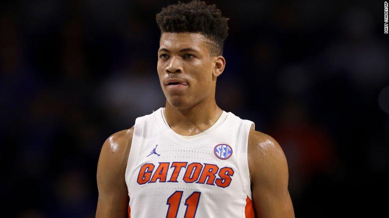 Florida Gators hoops star Keyontae Johnson in critical but stable condition after collapsing on court