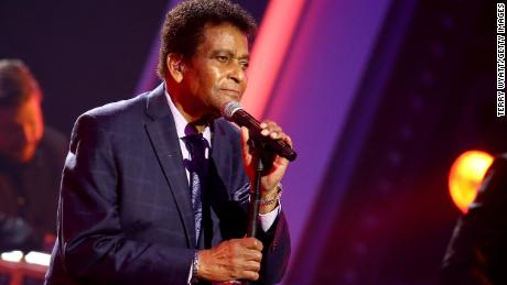 Charley Pride performs during the 54th Annual CMA Awards at Nashville's Music City Center on November 11, 2020.