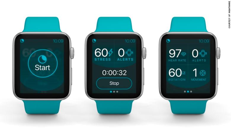 The app is now known as NightWare and is a prescription-only app for the Apple Watch.