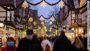 Alemania entrará en bloqueo nacional durante Navidad para detener el aumento de casos de Covid-19