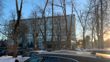 Des souches de Novichok ont été développées ici à l'Institut Signal.