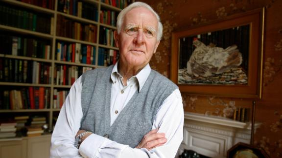 """Best-selling British espionage writer David Cornwell — known to the world as <a href=""""https://www.cnn.com/2020/12/13/europe/john-le-carr-death/index.html"""" target=""""_blank"""">John le Carré</a> — died December 12 at the age of 89, according to his literary agent. His most famous works spanned some six decades and included """"The Spy Who Came In Form the Cold,"""" """"Tinker Tailor Soldier Spy"""" and """"A Most Wanted Man."""" The latter two were recently made into blockbuster movies."""