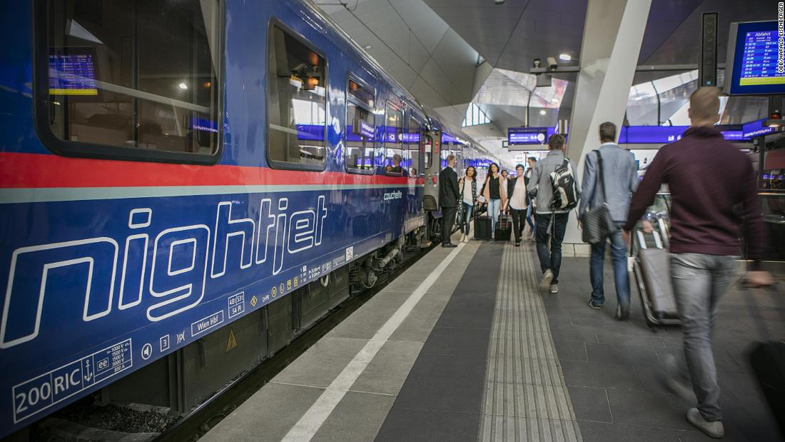 How Europe's night time trains got here again from the useless