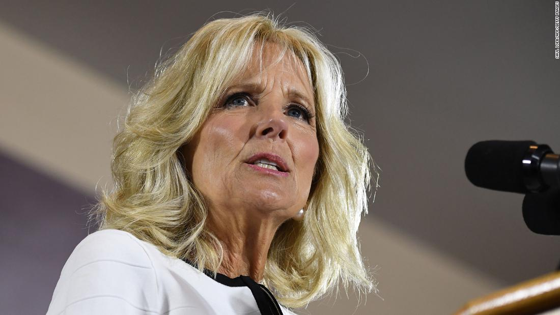 Jill Biden to visit two reopened schools as part of education focus