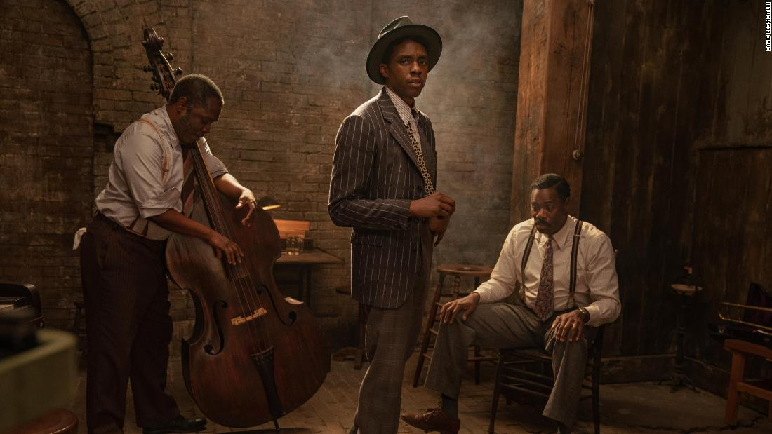 Analysis: Chadwick Boseman's final 'Ma Rainey's Black Bottom' role could put him in select Oscar company