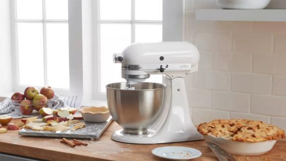 KitchenAid 4.5-Quart Tilt-Head Stand Mixer