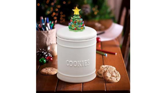 Mr. Christmas Nostalgic Lighted Cookie Jar