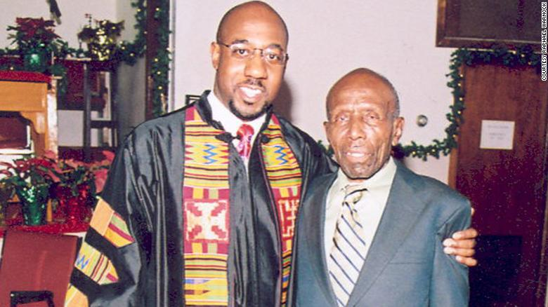 The other 'radical' pastor behind Raphael Warnock's US Senate bid in Georgia