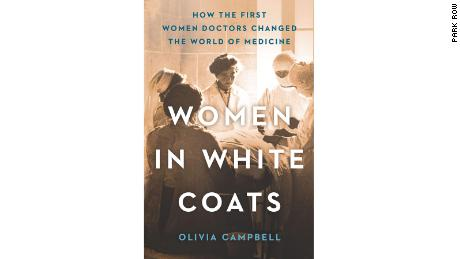 Women in White Coats by Olivia Campbell