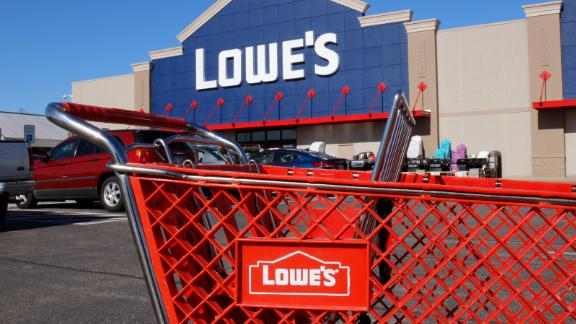 You'll get 5% off all your purchases at Lowe's with the Lowe's Advantage Card.
