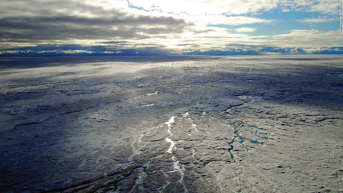 A 'frozen rainforest' of microscopic life is melting Greenland's ice sheet - CNN