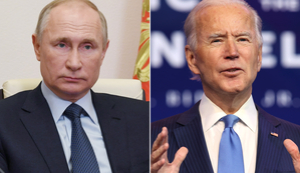 Putin is massing troops at the Ukraine border and testing Biden's mettle