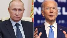Putin presents a Russia-sized foreign-policy headache for Biden
