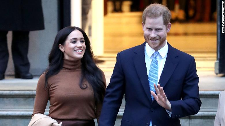 Meghan and Prince Harry share Christmas card starring little Archie