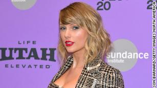 Taylor Swift debunks fan theories about a third surprise album