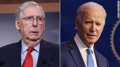 READ: Mitch McConnell's floor speech congratulating President-elect Biden