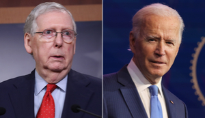 McConnell sets stage for new face-off with Biden after delivering blow to Trump's election fantasy