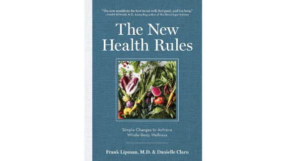'The New Health Rules' by Frank Lipman and Danielle Claro