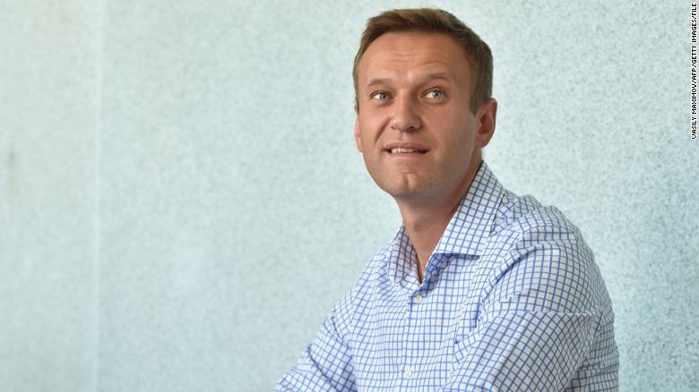 Russia's Navalny says he is '100% sure' Putin ordered elite team to trail him before poisoning