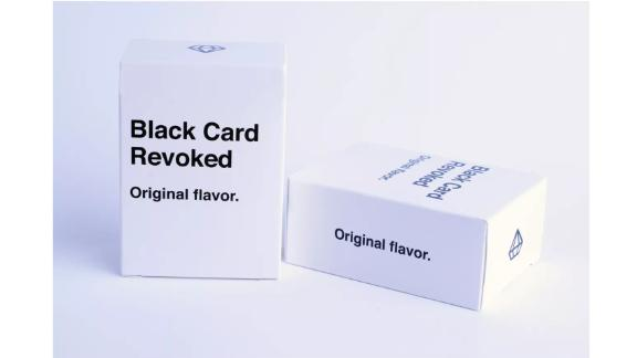 Cards for All People Black Card Revoked Game