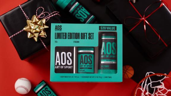 Art of Sport Holiday Gift Set