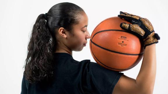 Powerhandz Anti-Grip Basketball Weighted Training Gloves