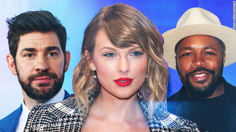How celebrities like D-Nice and Taylor Swift lifted our spirits this year