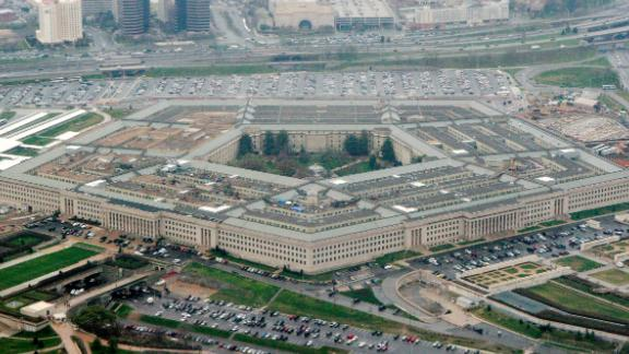 FILE - This March 27, 2008 file photo shows the Pentagon in Washington. (AP Photo/Charles Dharapak, File)