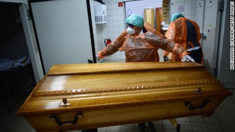 Germany shatters record for Covid deaths as country enters lockdown