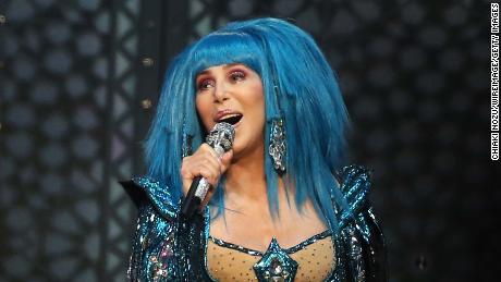'It wasn't easy': Cher discusses son's gender transition, Joe Biden and directorial comeback