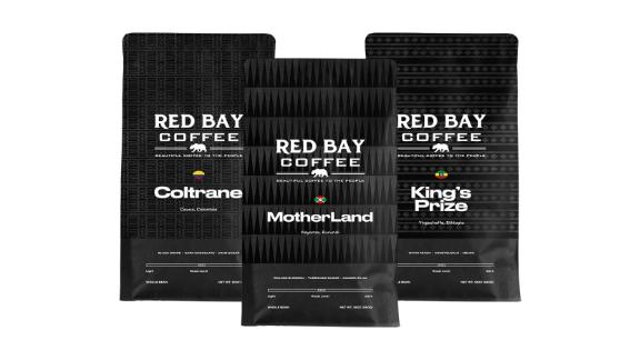 Red Bay Motherland 3-Pack Coffee Gift Collection