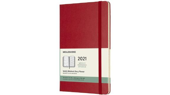 Moleskine 12-Month 2021 Weekly Planner